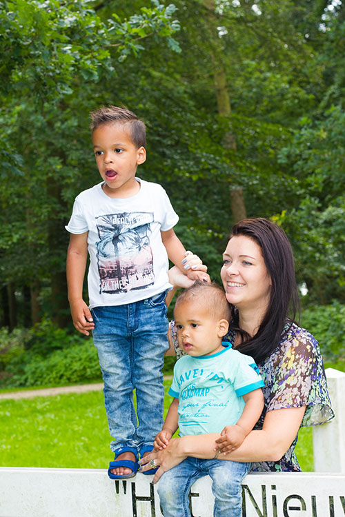 jeannine Familie Shoot Deventer